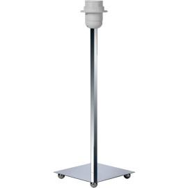 Lampe à poser moderne en métal chromé H40 cm Odorac