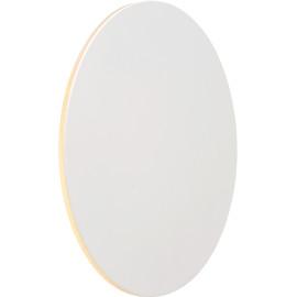Applique moderne aluminium blanc LED Ø25 cm Oïhana