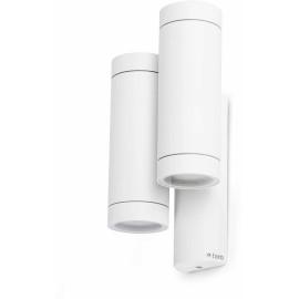 Applique moderne d'extérieur en aluminium blanc 4 lampes Teiva