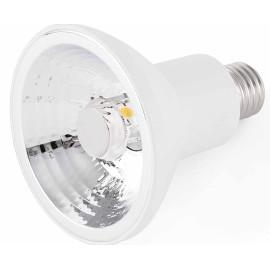 Ampoule blanche LED E27 15W Ø9,5 cm 700Lm