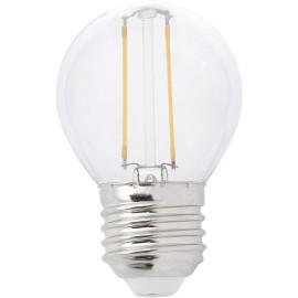 Ampoule LED E27 2W Ø4,5 cm 220Lm