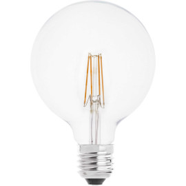 Ampoule décorative LED E27 4W Ø12,5 cm 460 Lm