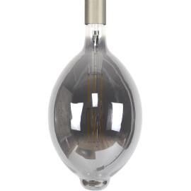 Ampoule ovale LED filament E27 8W