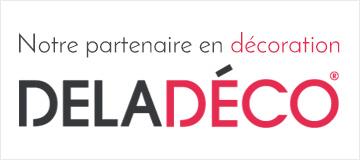 Deladeco.fr, partenaire en décoration